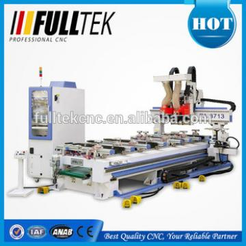 CNC Router Moving Bridge PTP Table PA-3713