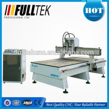 2 heads wood cnc router K60MT-DT