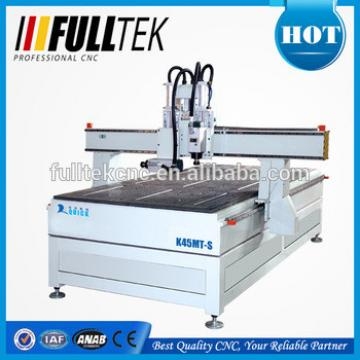 spindle 90 degree rotary cnc router K45MT-S