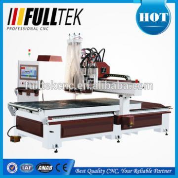 4 heads machining center ,wood porous making machine K4