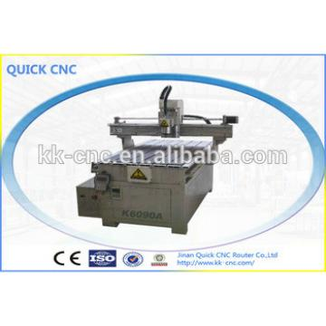 Mini hobby CNC Router K6100A from JINAN QUICK CNC ROUTER CO.,LTD