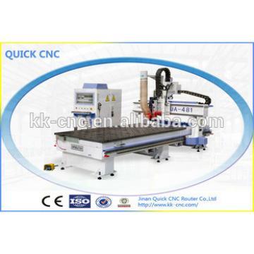 High precision wood furniture design cnc carving router UA-481