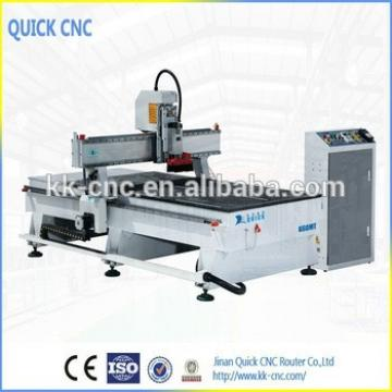 cnc flat bed router with working area 1325 K60MT