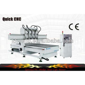 T-slot available cnc wood machine K45MT-DT