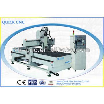 cnc router machine for aluminum plate K45MT-3