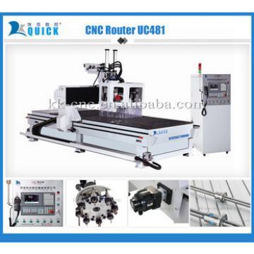 3d CNC Router smart Machine UC4811,300 x 2,500 x 300mm for sale