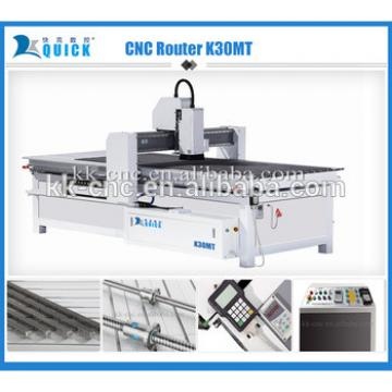 Hot sale 3d CNC Router Woodworking Samrt Machine K30MT/1212 ,1,200 x 1,200 x 200 mm