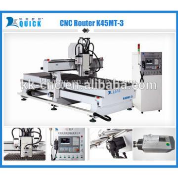 Factory supply Multifunctional CNC Router Machine K45MT-3