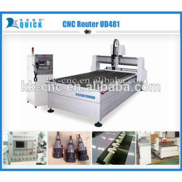 Hot sale Multifunctional factory supply high quality CNC Router cutting and engraving smart Machine UD-481 1300X2550X300mm