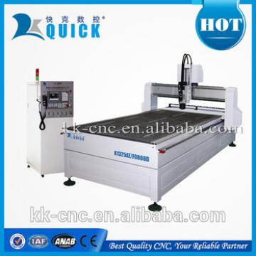Cheap cnc with 8 linear auto tool changer