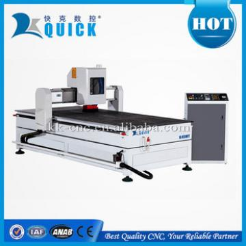 China 3d Cnc Wood Milling Machine , 1325 Cnc Router Machine , Heavy Duty 3 Axis Wood Cnc Router