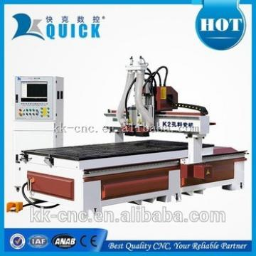 2016 quick cnc new machine with boring head ,vertical drills
