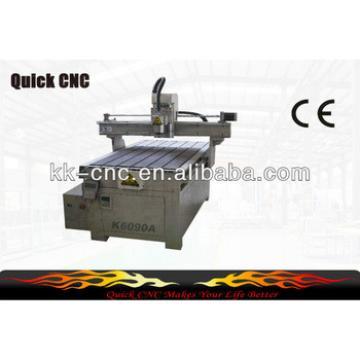 T-slot available cnc wood machine--K6090A