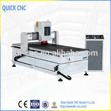advertising CNC ,professional wood door making cnc machine ,working area 1300*2500 K1325