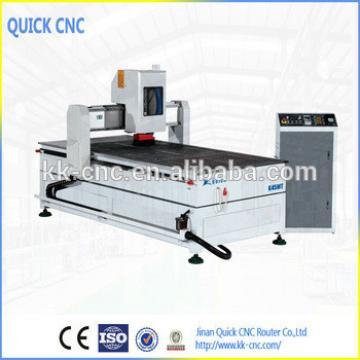 jinan quick cnc router co.ltd,cnc machine for Acrylic ,working area 1300*2500 K1325