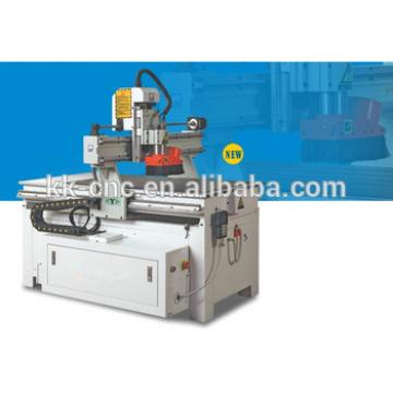China CNC flat bed router with working area 600*900mm
