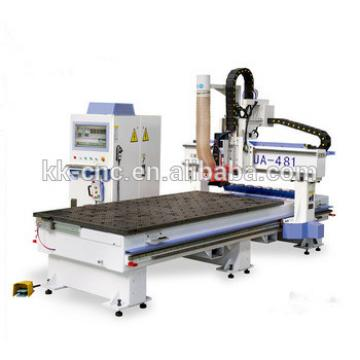 High precision woodworking machine for cabinet making ,with auto tool changer , UA481