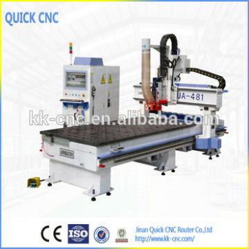 Professional Cabinet woodworking Router with auto tool changer UA481