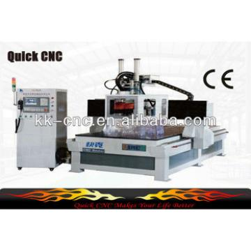 wood cnc router with t-slot--K1325AT/F0808C
