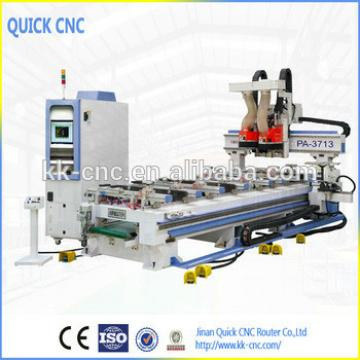 cnc router with heavy duty steel pa-3713