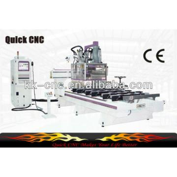 cnc machine with vacuum table pa-3713