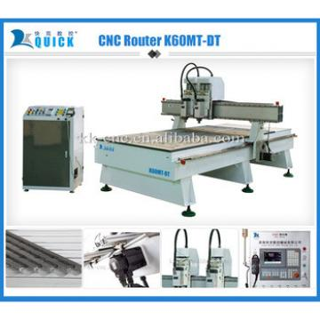 CNC Router cutting and engraving Woodworking Machine CNC Router K60MT-DT for sale