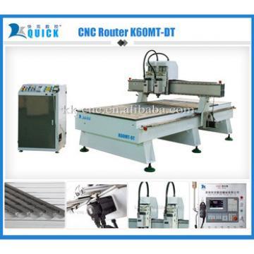 3d CNC Router Woodworking Machine K60MT-DT for sale