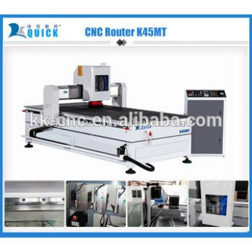 3d CNC Router Woodworking cutting and engraving Machine 2,000 x 3,050 x 200mm K45MT2030