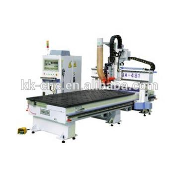 Factory supply high quality Hot sale 3d Woodworking cutting and engraving Smart Machine UA-481 1,220 x 2,440 x 200mm