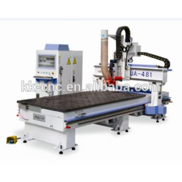 Factory supply high quality Hot sale Woodworking cutting and engraving Machine UA-481 1,220 x 2,440 x 200mm