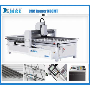 CNC Router Woodworking Machine K30MT/1212 ,1,200 x 1,200 x 200 mm