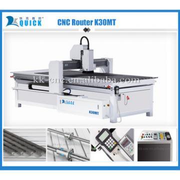CNC Router Woodworking Machine K30MT/1212 ,1,200 x 1,200 x 200 mm