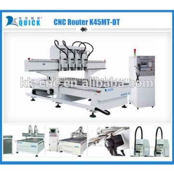 Smart QUICK cutting and engraving CNC Router Woodworking Machine 2,000 x 3,050 x 200mm K45MT-DT
