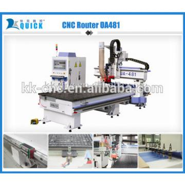 3d CNC Router Woodworking cutting Machine UA481 1,220 x 2,440 x 200mm for sale
