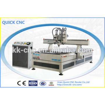 multi head cnc router machine K45MT-DY