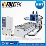 QUICK CNC new cnc model single arm 3 axis wood router PTP3013