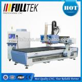 wood cnc router ,moving bridge matrix double layer table,UA-481-S