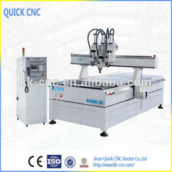 3 axis cnc router K45MT-DY #1 image