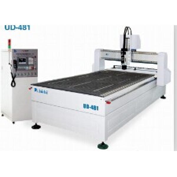 Jinan Quick CNC Router Co Ltd 3d CNC Router Machine UD481 1,220 x 2500 x 200mm #1 image