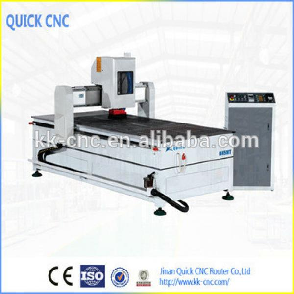 wood cnc router ,engraving machine ,quick cnc K1325 #1 image