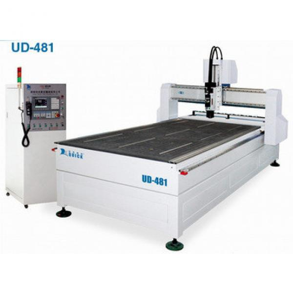 Hot sale 3d factory supply high quality cheap price CNC Router cutting and engraving Machine UD-481 #1 image