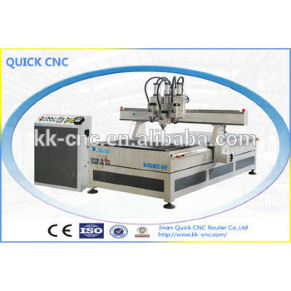multi head cnc router machine K45MT-DY #1 image